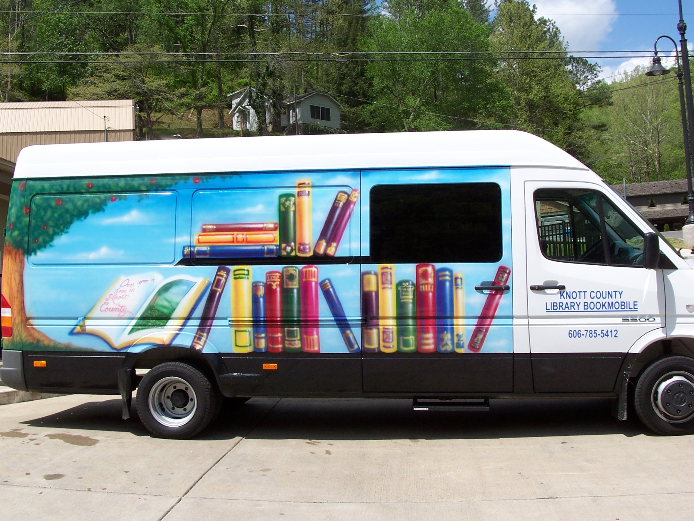 Knott County Bookmobile